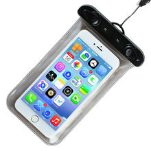 Color PVC Waterproof Phone Case Underwater Phone Bag Pouch Dry For Iphone 4/5S/6/6 plus For Samsung S2/S3 Phone Waterproof Bag