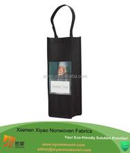 Wine Bottle Carrier Holder Bag Tote Travel Insulated Gift bottle bags