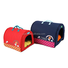 Fashion design modern portable cheap pet dog bed for sale