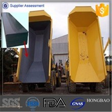 truck bed lining panel / hdpe lining sheet / pe liner for excavator