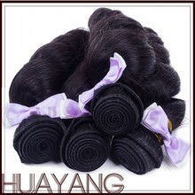 Directly from factory hot selling high quality fashionable human hair weaving