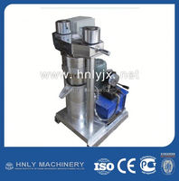 high quality oil mill machine hydraulic cotton seed oil press machine