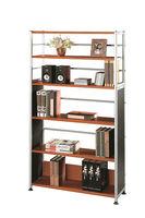 Antique Service Equipment Wooden Cosmetic Display Shelf