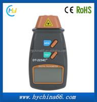 DT-2234C+ Digital Laser Photo induction Tachometer