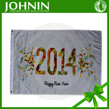 best selling cheap price high quality polyester customized colorful festival use advertising flag
