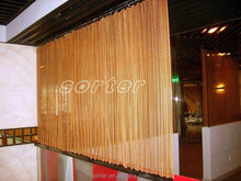 new style Sorter's fashion mesh curtain for room divider or project screen