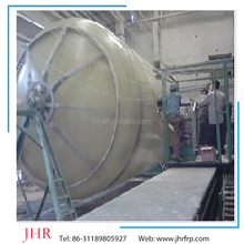 FRP tank winding machine CNG compressed gas cylinder manufacture the small pipe of fiber reinforced composite