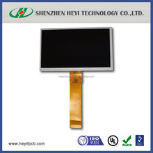 7 inch Touch Screen LCD with 800*480 resolution
