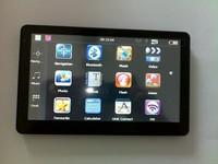 "7"" Car GPS Navigation HD Touch Screen FM 128RAM 4GB WinCE6.0 With UK/EU/US Map"