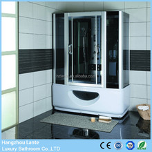 jetted tub shower combo steam shower room with bathtub cabin