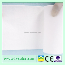 100% Medical Grade Absorbent Cotton With Nonwoven