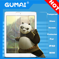 tempered glass for ipad mini screen protector glass guard from shenzhen facotry wholesale