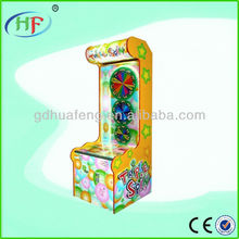 2012 newest amusement game machines,Lucky wheel,triple spin,arcade game machines