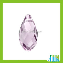 Crystal Faceted Pendant Teardrop Shape Beads Alibaba Express Hot Product