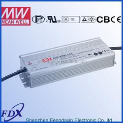 Meanwell HLG-320H-48B 320w dimming led power supply 48v
