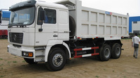 Shacman 6*4 tipper truck with best price