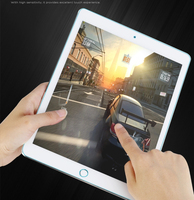 Factory supply universal tablet screen protector high transparency japan film for ipad2 screen protector