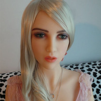 165cm heads compatible 3D silicone real adult sexy dolls for male