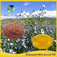 Wholesale Bulk Cold Pressed Organic Linseed Oil / Flaxseed Oil / Flax Seed Oil with Factory Price