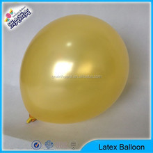 Event Party Supplies High Quality Inflated Helium Metallic Color Ballons for decoration