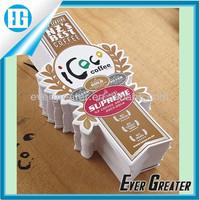 Custom custom stickers die cut transparent stickers decals decorative vinyl window stickers