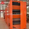 Low consumption coal conveyor mesh belt dryer