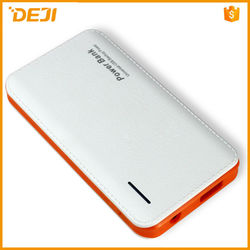 Most popular Christmas Gift 5000mah portable power bank charger with factory price