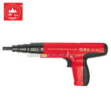NS301 Semi-automatic Powder Actuated Fastening Tool Gun Tacker Actuated Tool