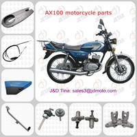 Suzuki AX100 motos parts