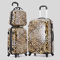 Classic EVA Luggage Bags with Spin Wheeld For Travelling