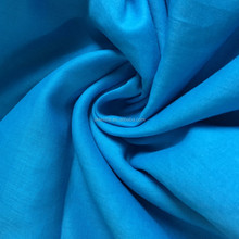 High quality cheap Plain Dyed 100% ramie fabric wholesale for garment