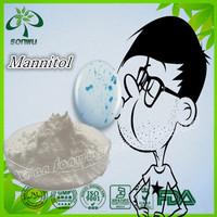 Mannitol powder price/mannite