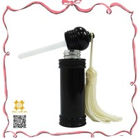 Classic charming gift perfume with tassel oil bottle