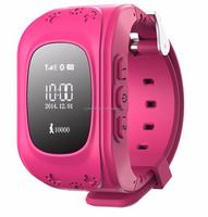 featurely children smart watch bluetooth gps tracker Q50 gsm gps kids security smart watch