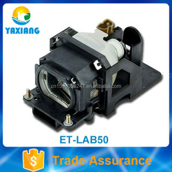 HGH QUALITY ORIGINAL ET-LAB50 WITH HOUSING PROJECTOR LAMPS BULBS