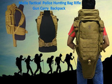 Molle Tactical Police Hunting Bag Rifle Gun Carry Backpack