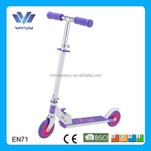 EN71 Foot Scooter Two wheel Scooter Push Scooter
