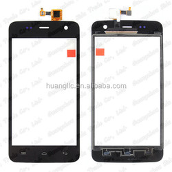 Black New Replacement LCD Screen Touch Digitizer Front Glass Lens + Tool kits For Wiko Bloom With Free Shipping Cost