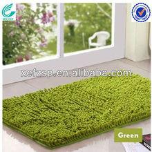 eleglant decorative microfiber entrance door mat