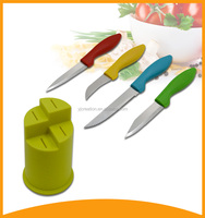 2015 new colorful knife Non-stick coated kitchen knife