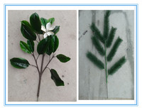 Small Artificial Branches for Camouflaged Tree-like Monopole