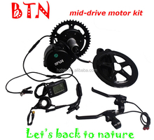 2015 8fun Bafang electric bike mid-drive motor kit