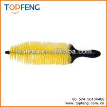Silverline Wheel & Alloy wheel Brush With soft grip handle