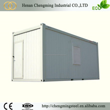 green construction Multipurpose raintight india flat pack new design container house