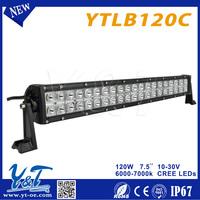 security assurance IP67 led light bar 120w 6000k Led Light Bar Super Thin/slim Running Lights car parts accessories