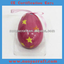 75mm hanging Easter Egg in one PVC box