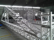 lighting trussing system stage arch truss for sale