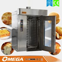 ALIBABA Top Sale In Dubai Rotary Oven Food Cart Bakery