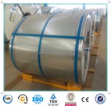 China nobre de bobina de aço galvanizado zinco revestido bobina de aço GI bobina