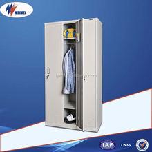 Hot Sell Space Saving Steel Locker/Wardrobe With Digital Lock
